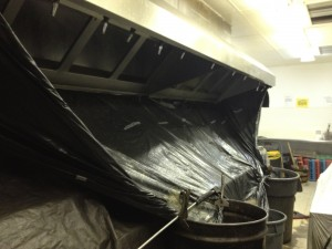 Commercial Kitchen Exhaust Cleaning | VICS Fire & Safety